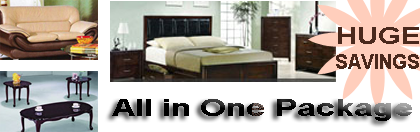 Affordable High Quality Furniture PackageDeal