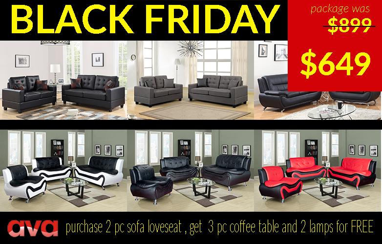 Ava Furniture Houston Furniture Package Room Deals